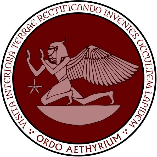 Ordo Aethyrium Seal